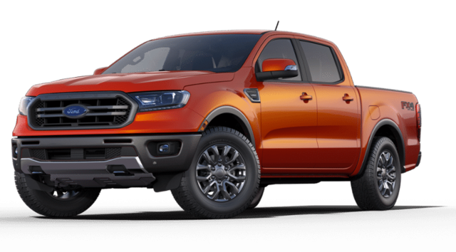 New 2019 Ford Ranger LARIAT Truck SuperCrew for sale near you in Lakewood, CO